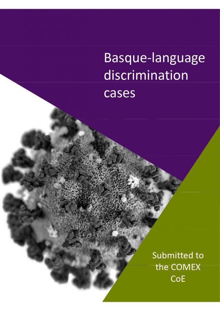 Basque language discrimination cases (2020)