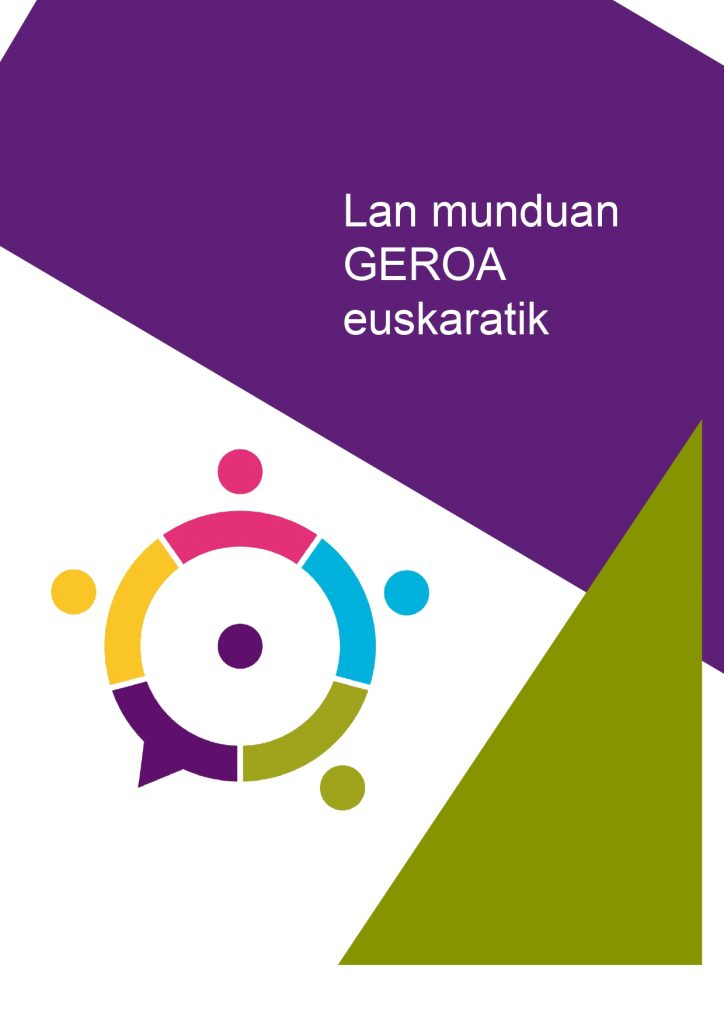 Lan munduan Geroa euskaratik (2020)