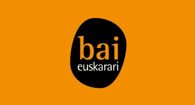 Bai Euskarari - Banner