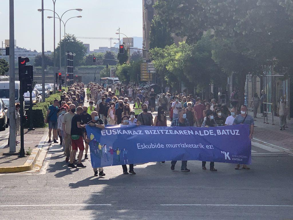 iruñea-nafarroa-manifestazioa